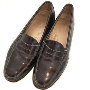 BOSTONIAN Brown Loafers Size 11